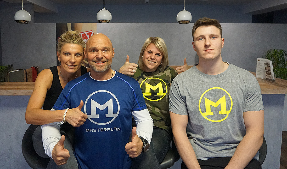 Masterplan Aschaffenburg | Teambild